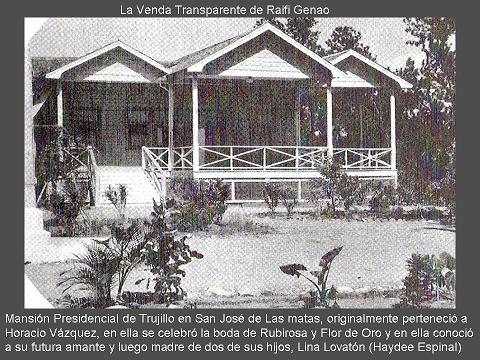 mansion de trujillo en sjm 111
